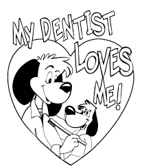 Small Picture Emejing Dental Coloring Pages For Kids Images New Printable