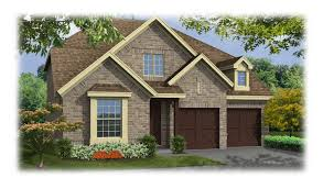 trio rendition homes ready to build garden heights mansfield tx