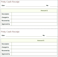 Paid Receipt Template Word Payment Receipt Form Word