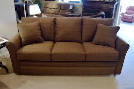 LaZBoy  Leah Supreme Comfort Sleeper Lazy Boy Sleeper Sofa Z2