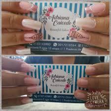 Uñas Acrílicas, mantenimiento y... - Beautiful Salon Adriana Caicedo |  Facebook