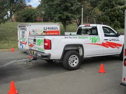 Students backing up a U-Haul trailer - My U-Haul StoryMy U-Haul Story