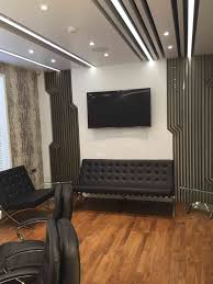 False Ceiling Design For Reception Area Pin By Anjali Chawla On Ceiling Pop False Ceiling Design
