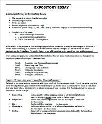 Sample Expository Essay Expository Essay Rubric Cycling Studio