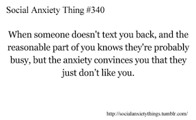 Social Anxiety Quotes Cool Social Anxiety Things Discovered By Liv Anne Nyland