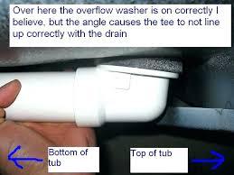fix bathtub drain how to change a bathtub drain how to fix bathtub drain new and fix bathtub drain