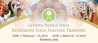 kundalini yoga teacher training in