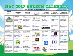 college calendar maker edtechcalendars tech with tia