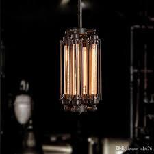 edison bulb lighting fixtures. Edison Vintage Pendant Lamp Loft Wrought Iron Chandeliers Dining Room Retro Flute Hanging Indoor Lighting Bulb Fixtures