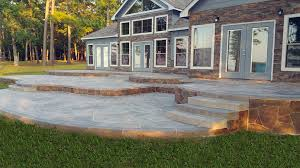 allied outdoor solutions backyard carvestone patio