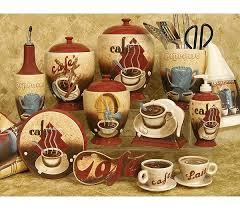 decor kitchen kitchen: coffee house kitchen accessory collection  coffee house kitchen accessory collection
