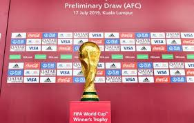 Gelaran akbar sepakbola dunia itu akan berlangsung mulai 21 november hingga 18. Jadwal Lengkap Dan Klasemen Sementara Kualifikasi Piala Dunia 2022 Zona Asia Bolalob Com