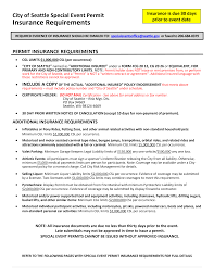Insureds, agents, and companies often don't understand the differences, don't clarify ownership of items, or don't ask enough questions to confirm that who/what they're adding to an insurance policy will be properly protected. Https Www Seattle Gov Documents Departments Specialevents Specialeventinsurancerequirements Pdf