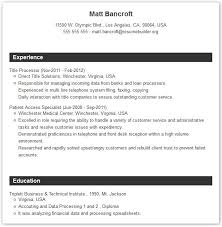 how to make build a resume online   essay and resume    sample resume  very simple build a resume online with experience and education  how to