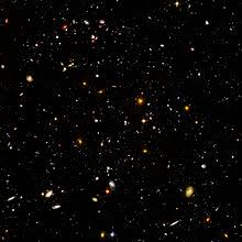 space exploration  this high resolution image of the hubble ultra deep field includes galaxies of various ages sizes shapes and colors the smallest reddest galaxies