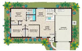 Bedroom Bath House Floor Plans    Bedroom One Story House        Good Bedroom Bath House Floor Plans   House Floor Plans Bedroom Bath