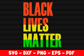 Therefore, it is a handy svg to pdf converter website. Blm Distressed Black Lives Matter Graphic By Creativeshohor Creative Fabrica