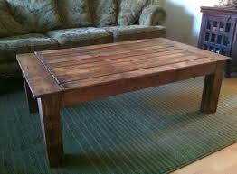 how to build rustic furniture. Build Rustic Wood Coffee Table How To Furniture E