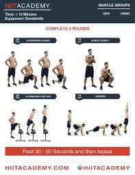 hiit workouts for men hiit workouts