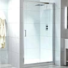 sliding door shower enclosure framed single sliding recessed shower enclosure sliding door shower enclosure 1400 x