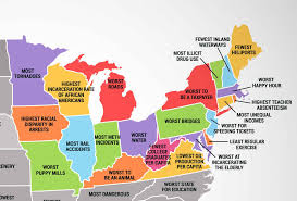 Us State What At The - Worst Every Thrillist Is