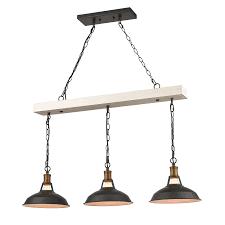 Black Pendant Lights Over Island Industrial Adjustable Black Kitchen Island Lighting 3 Light Barn Shape Pendant Lights