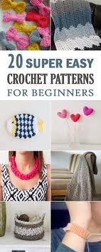 Beginners Crochet Patterns