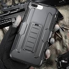 future iphone 1000. iphone 7 / plus future armor dual shockproof belt clip holster case iphone 1000