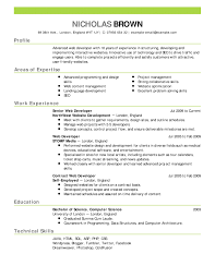 The Perfect Resume Builder Professional Resumes Sample Online