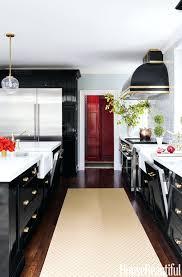 Kitchen With Black Cabinets Mikunisouinfo