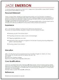 Resume For Teenager