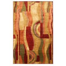 mohawk home picasso wine 8 ft x 10 ft area rug