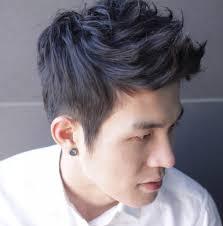 Skrillex Hair Style short korean hairstyles men latest men haircuts 4764 by wearticles.com