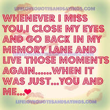 Miss You And Love You Quotes Awesome 48 Missing You Quotes Sayings
