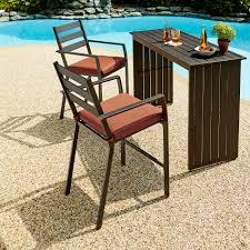 Outdoor Patio Bar Sets Sears Home Design Ideas And Pictures