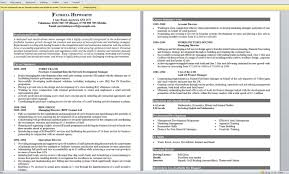 Good Resume Examples Interesting Example Of Good Resumes Resume Examples And Bad Correiodigital