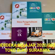 Untuk contoh soal pas bahasa indonesia kelas 9 semester 1 kurikulum 2013 tahun 2019. Jual Buku Pr Smp Ilmu Pengetahuan Alam Kelas 9 2020 2021 Kota Surabaya Toko Buku Intan Surabaya Tokopedia