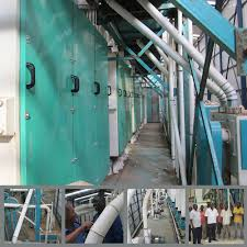 Flour Milling Plant Design Hot Item The Price Of 200t Designed Wheat Flour Milling Machines Easy Operation With Advanced Technology For Africa