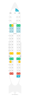 Bombardier Crj 700 Aircraft Seating Chart Seat Map Bombardier Crj700 Cr7 United Airlines Find The