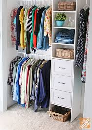 reach in closet organizers do it yourself how to build a closet to give you more