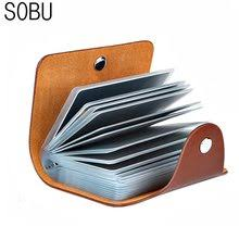 Best value <b>Business</b> Card Holder <b>Leather Wallet</b> – Great deals on ...