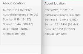 Sunrise And Sunset Times For Sydney Nsw Australia Windy