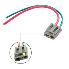 best dual pigtail wire harness connector gm hei coil in cap image is loading best dual pigtail wire harness connector gm hei