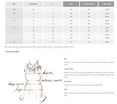 Free People Size Chart Boho Designs Matching Family