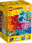 Lego Classic Bricks and Animals 11011 Toy Building Kit