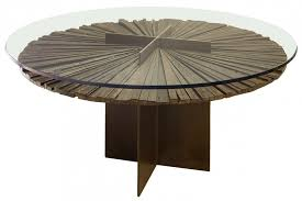 best reclaimed wood round dining tables choices contemporary reclaimed wood round dining tables with tempered
