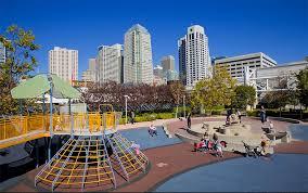 children s playground yerba buena gardens