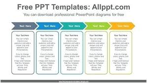 Free Powerpoint Process Flow Templates Gdwebapp Com