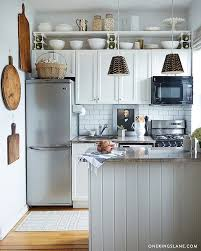 The Tricks You Need To Know For Decorating Above Cabinets Laurel Home Cool Decorating Above Kitchen Cabinets