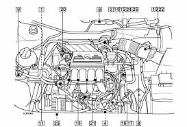 Type vw engine diagram beetle wiring volkswagen new 3 drawing fuel injection dimension 1366